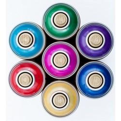 Peinture Monanta cans Transparente 400ml Yellow Cab