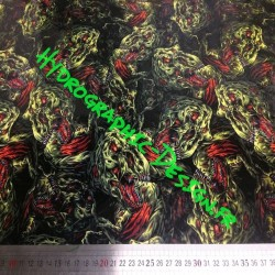Film Hydrographic pour Hydro Dipping - Water Tranfer Printing T-Rex