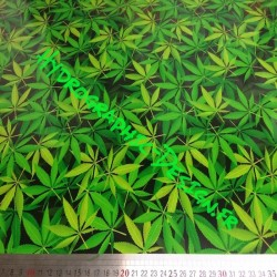 Film Hydrographic pour Hydro Dipping - Water Tranfer Printing Canna