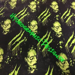 Films Hydrogrpahic-design Monster