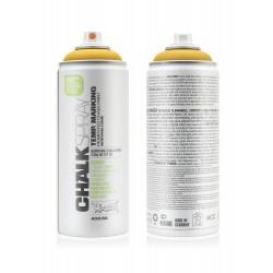 Peinture Temporaire Monanta cans Chalk 400ml Yellow