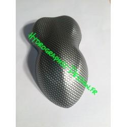 Carbone Chrome Silver
