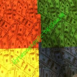 Dollars 5 Mètres Carré