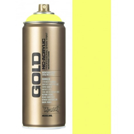 Peinture Fluorescente Montana Cans - Flash Yellow