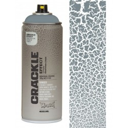 Peinture Montana Cans CRACKLE - Squirrel Grey