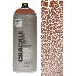 Peinture Montana Cans CRACKLE - Copper Brown