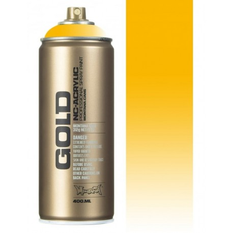 Peinture Transparente Montana Cans - Yellow Cab