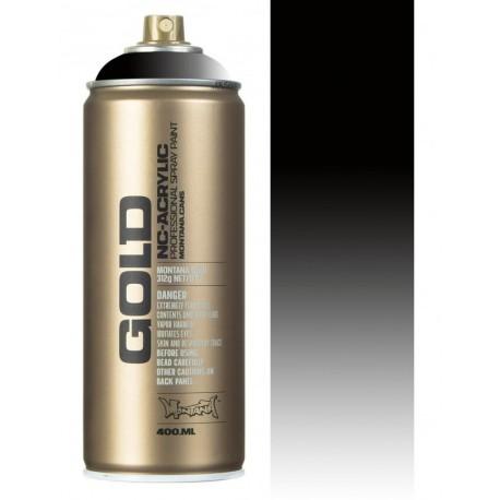 Peinture Transparente Montana Cans - Black
