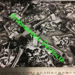 "Skull 31 "" 5 Mètres Carré"""