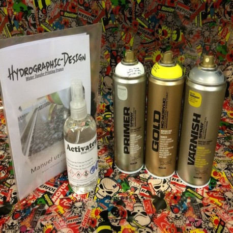 Kit Hydrographic 1m2
