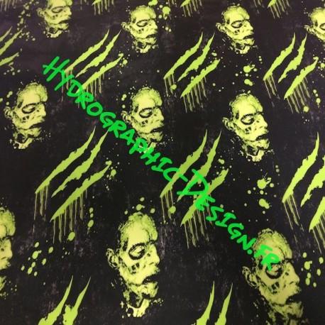 Films Hydrogrpahic-design Monster